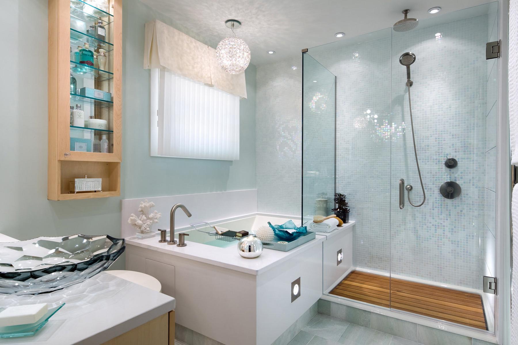 ванная интерьер и дизайн фото