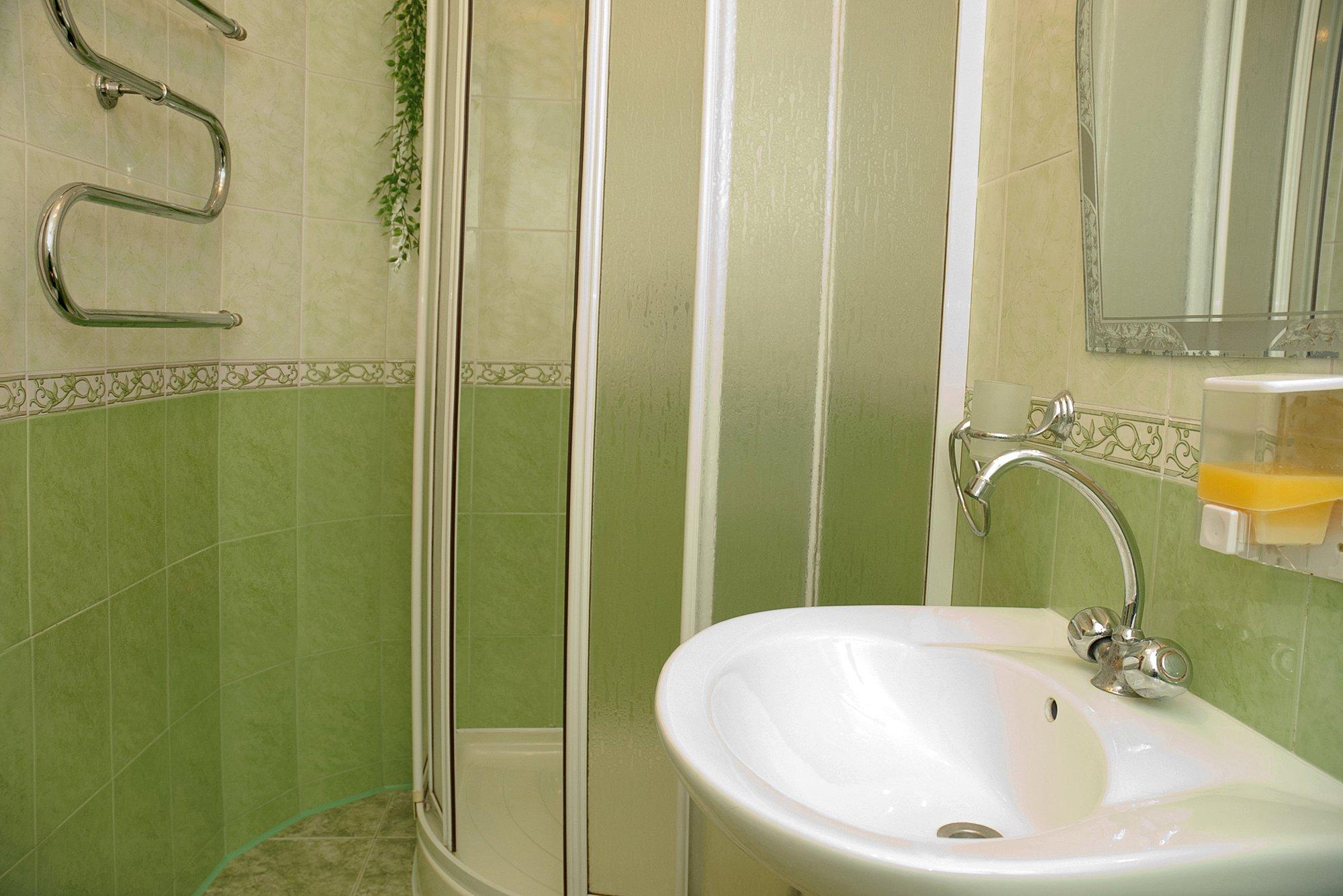 Ванная своими руками эконом