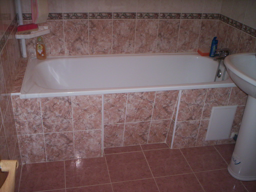 Ремонт в ванной комнате своими руками фото в хрущевке