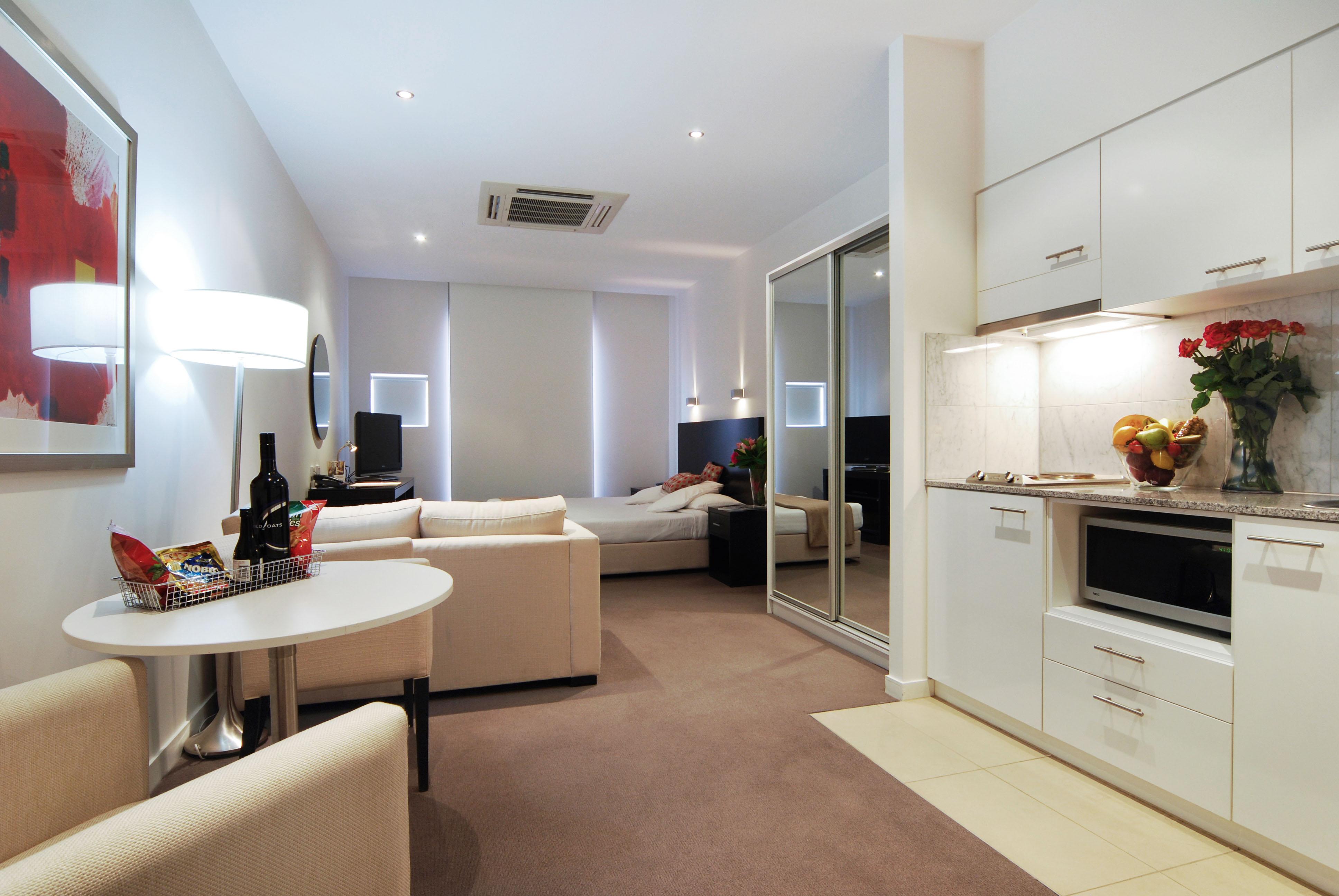 Дизайн квартир-студия