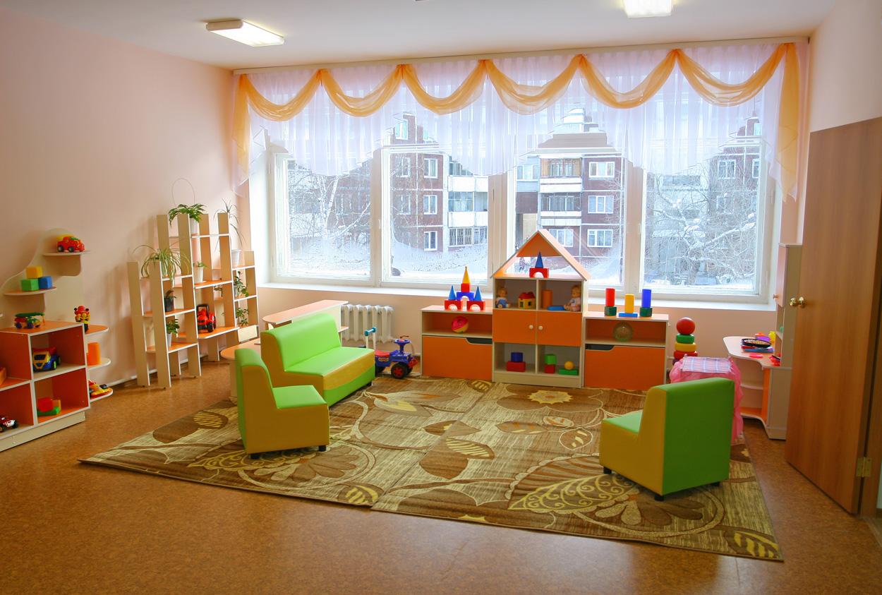 все детские сады спб: